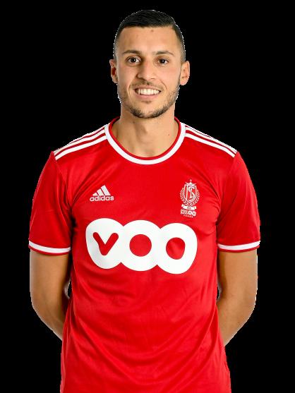 Jupiler Man Of The match: Selim Amallah