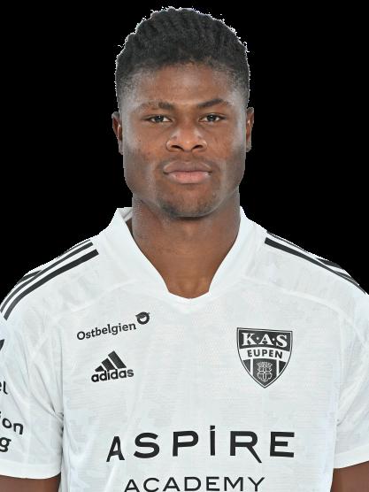 Jupiler Man Of The match: Emmanuel Agbadou