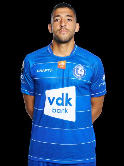 Jupiler Man Of The match: Tarik Tissoudali